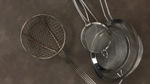 Kitchen Tools | Strainers and Spiders