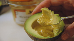 Healthy Avocado Snack