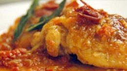 Tuscan Braised Chicken