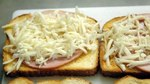 Assembling the Sandwiches