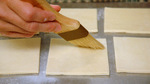 Cutting the Puff Pastry