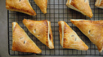 Baking & Cooling the Turnovers