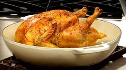 Basic Roast Chicken
