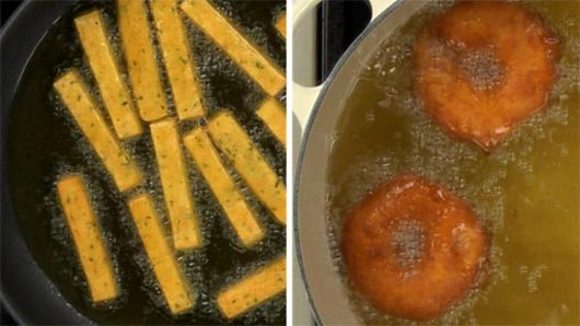 How to Shallow Fry & Deep Fry