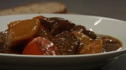 Rustic Beef & Vegetable Stew