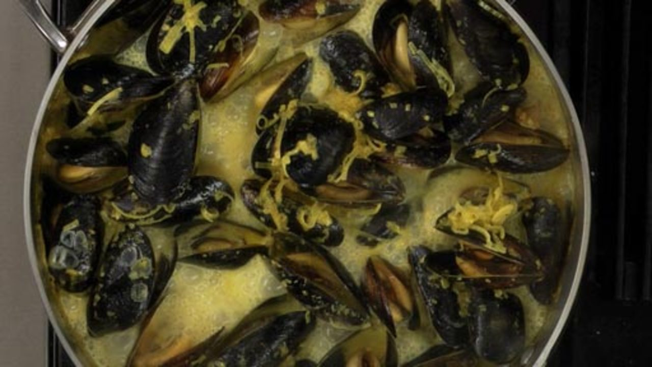 Cooking the Mussels