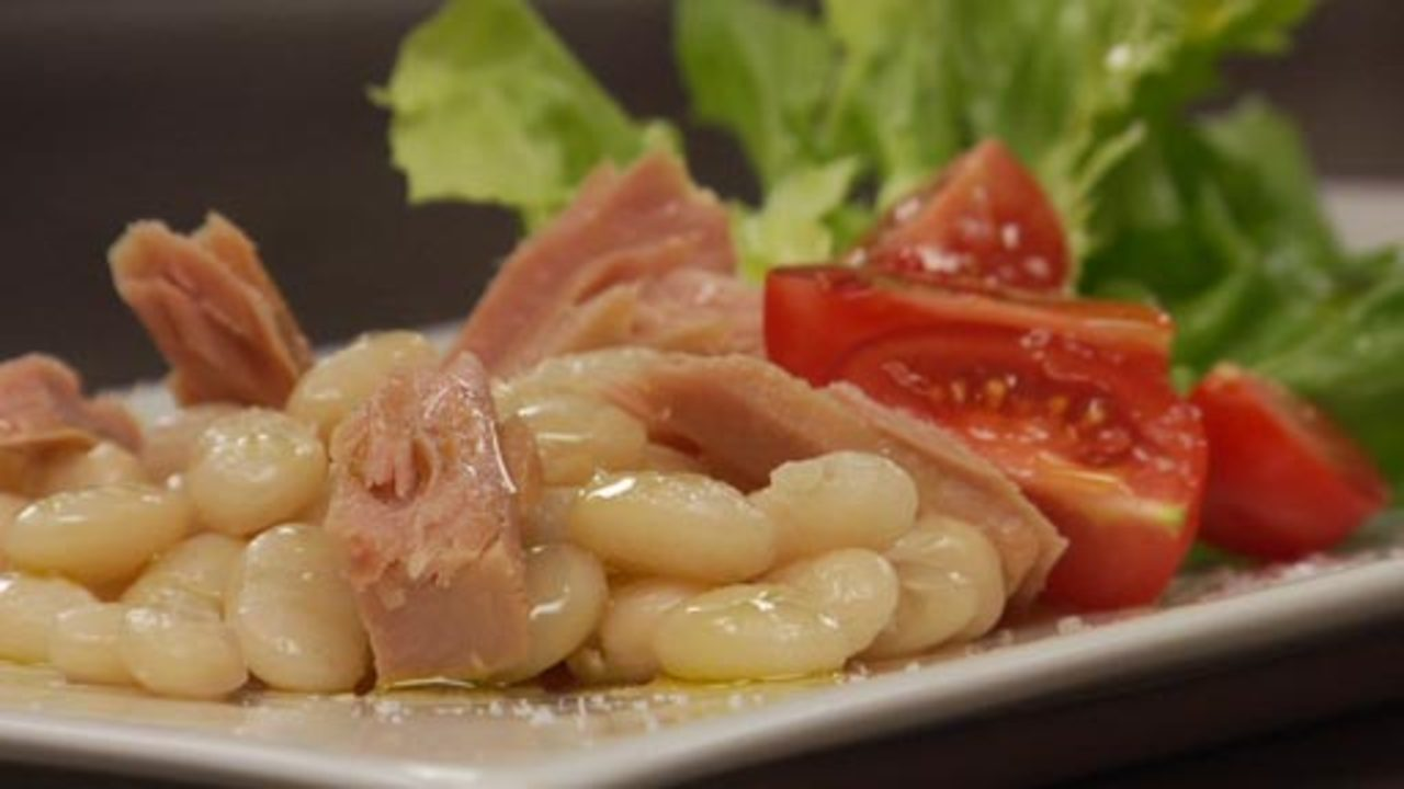 Tuna And Cannellini Bean Salad