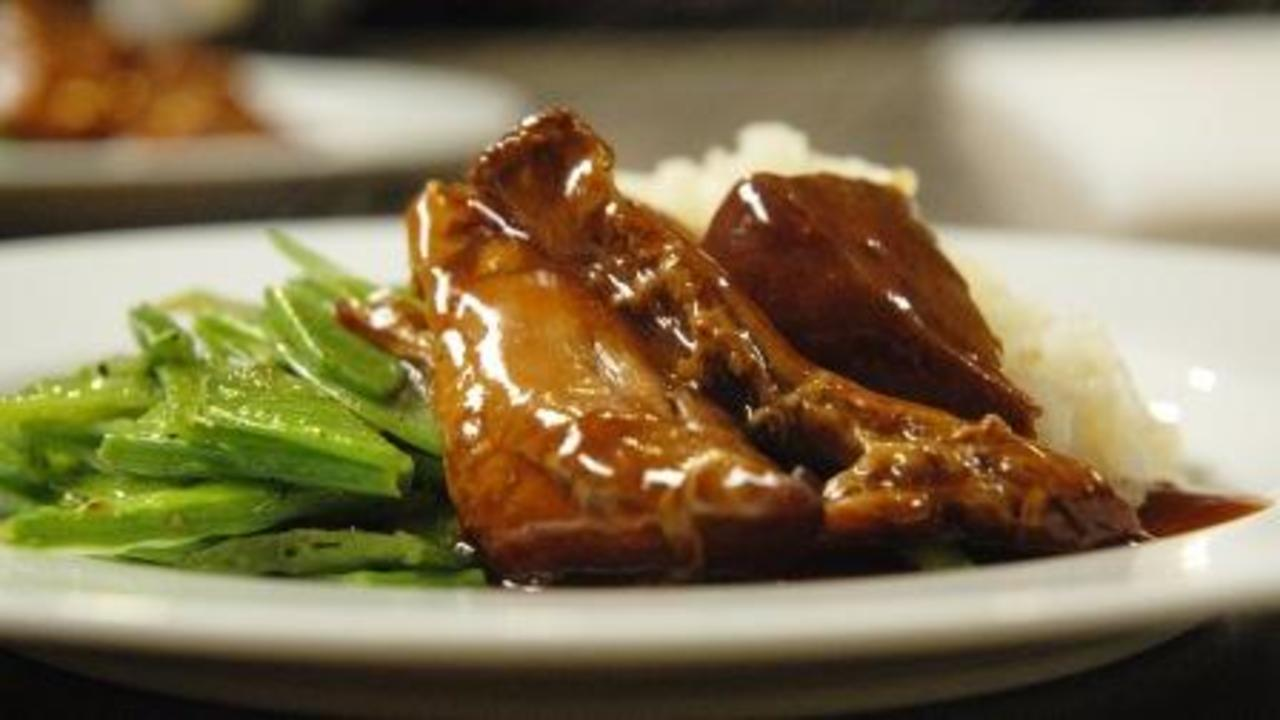 Sian Pork Pot Roast