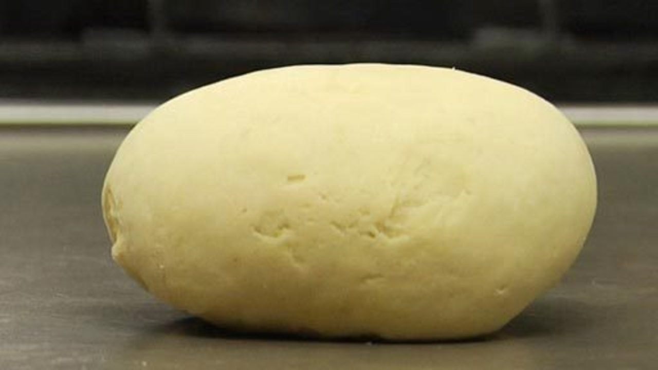 Resting the Dough