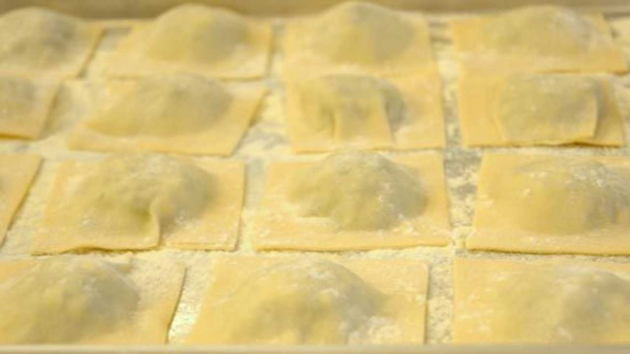 Cooking the Ravioli