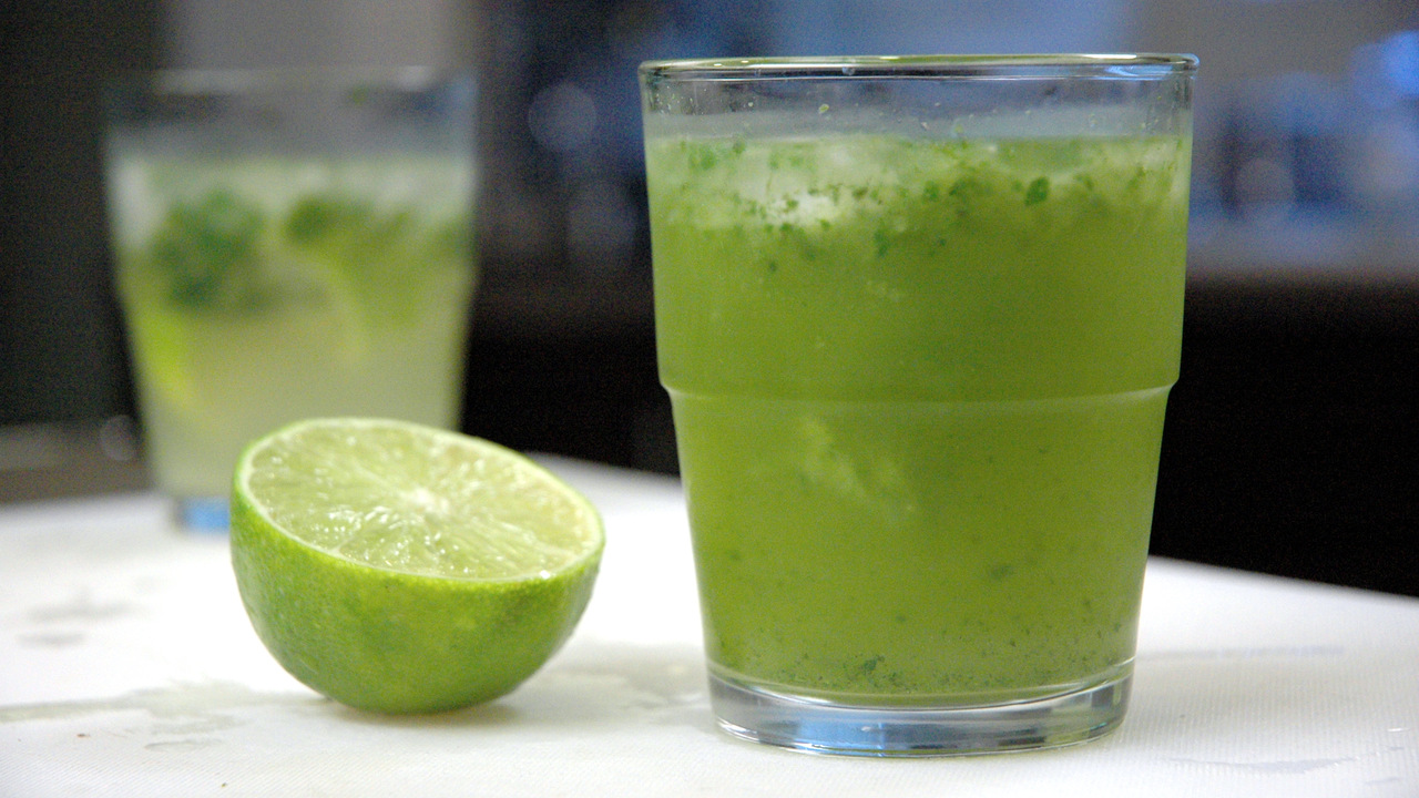 Mojito Cuban Cocktail