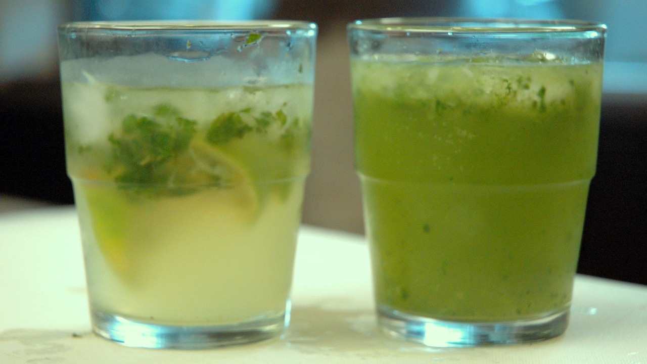 Optional Method to Making a Mojito