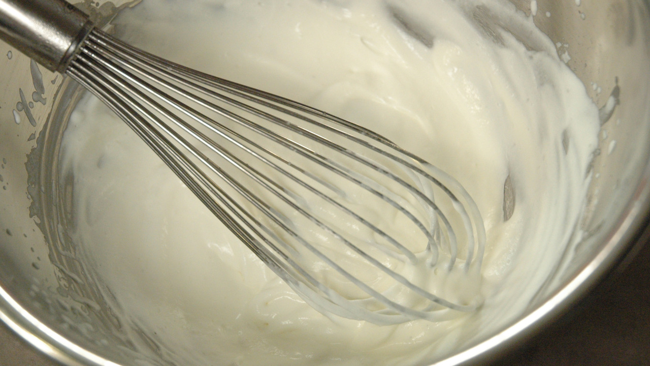 Chantilly Cream Rouxbe Online Culinary School