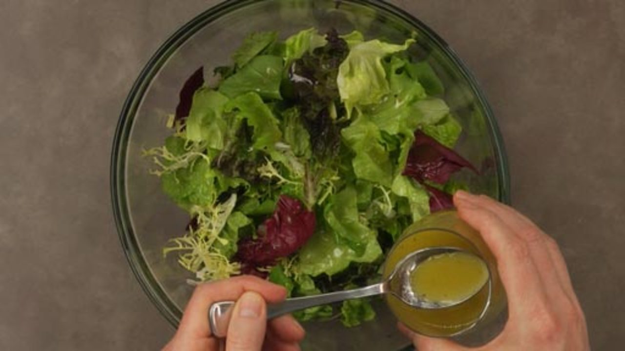 Tossing the Salad