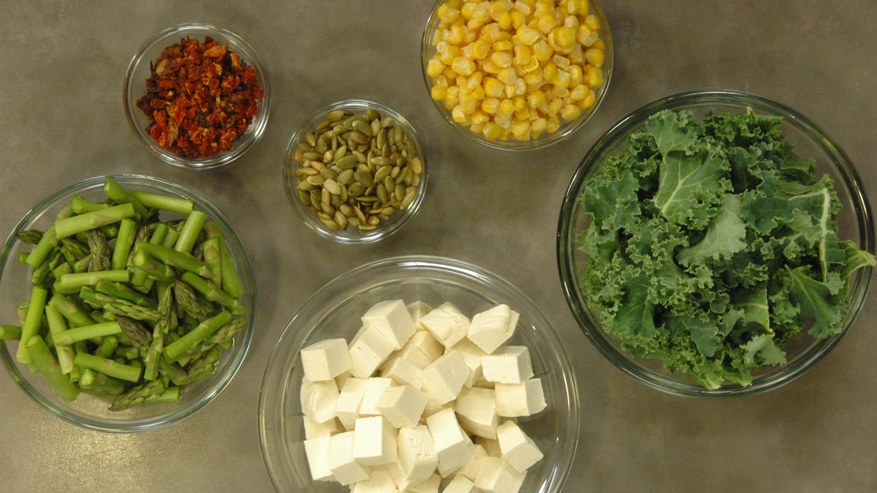 Preparing Your Mise en Place