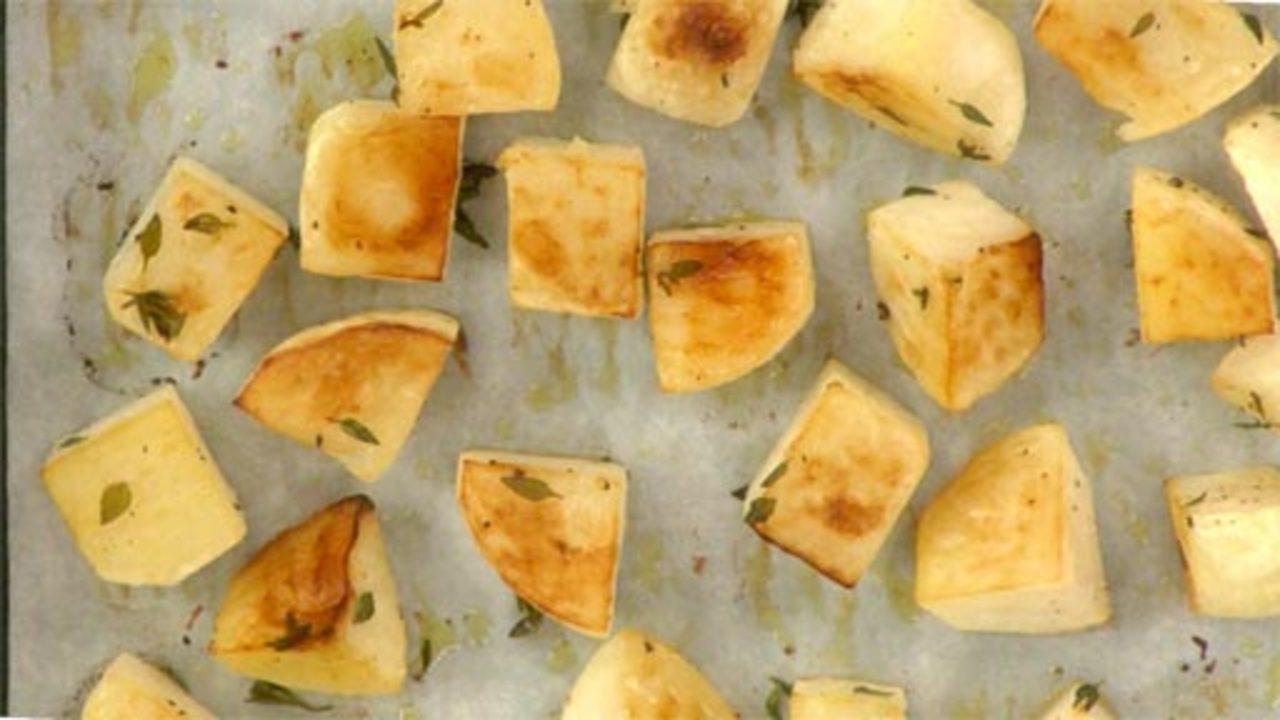 Roasting the Turnips