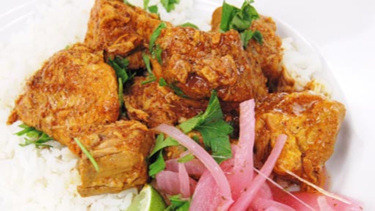 Puerco Pibil | Mexican Slow Braised Pork