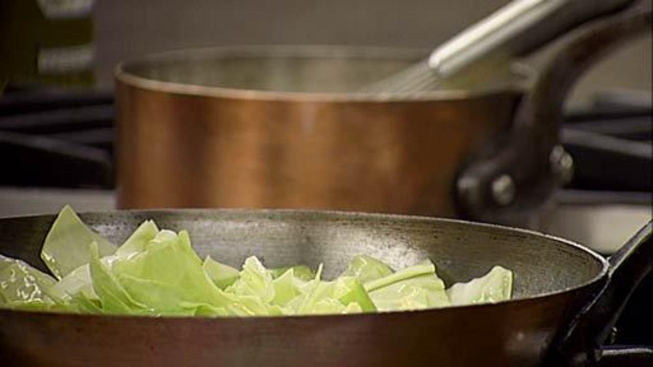 Sautéed Cabbage
