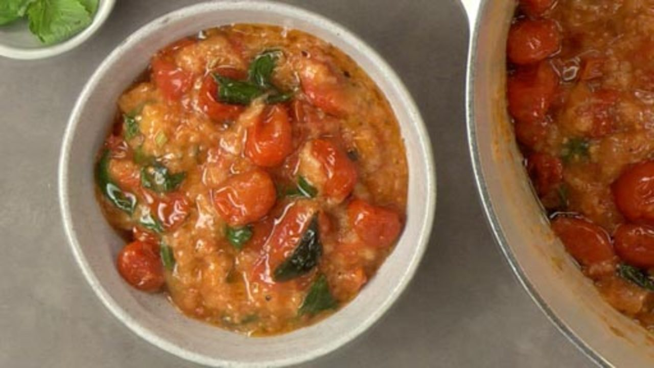 Tomato & Bread Soup