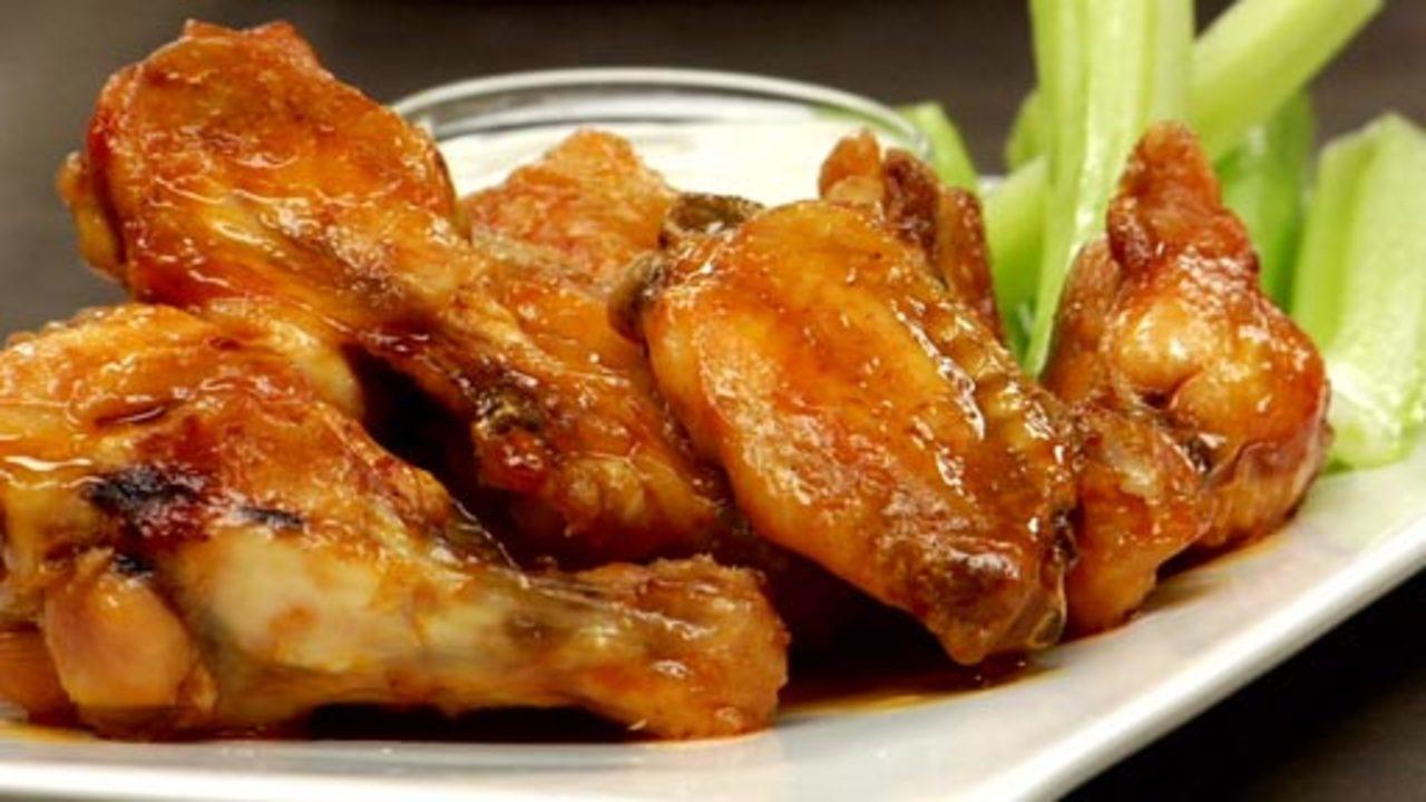 Buffalo Wings Wild N' Spicy