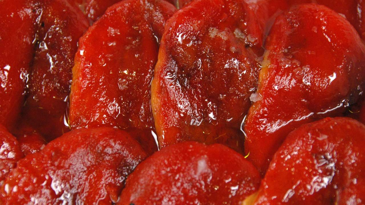 Roasted Red Peppers   Spanish Pimientos