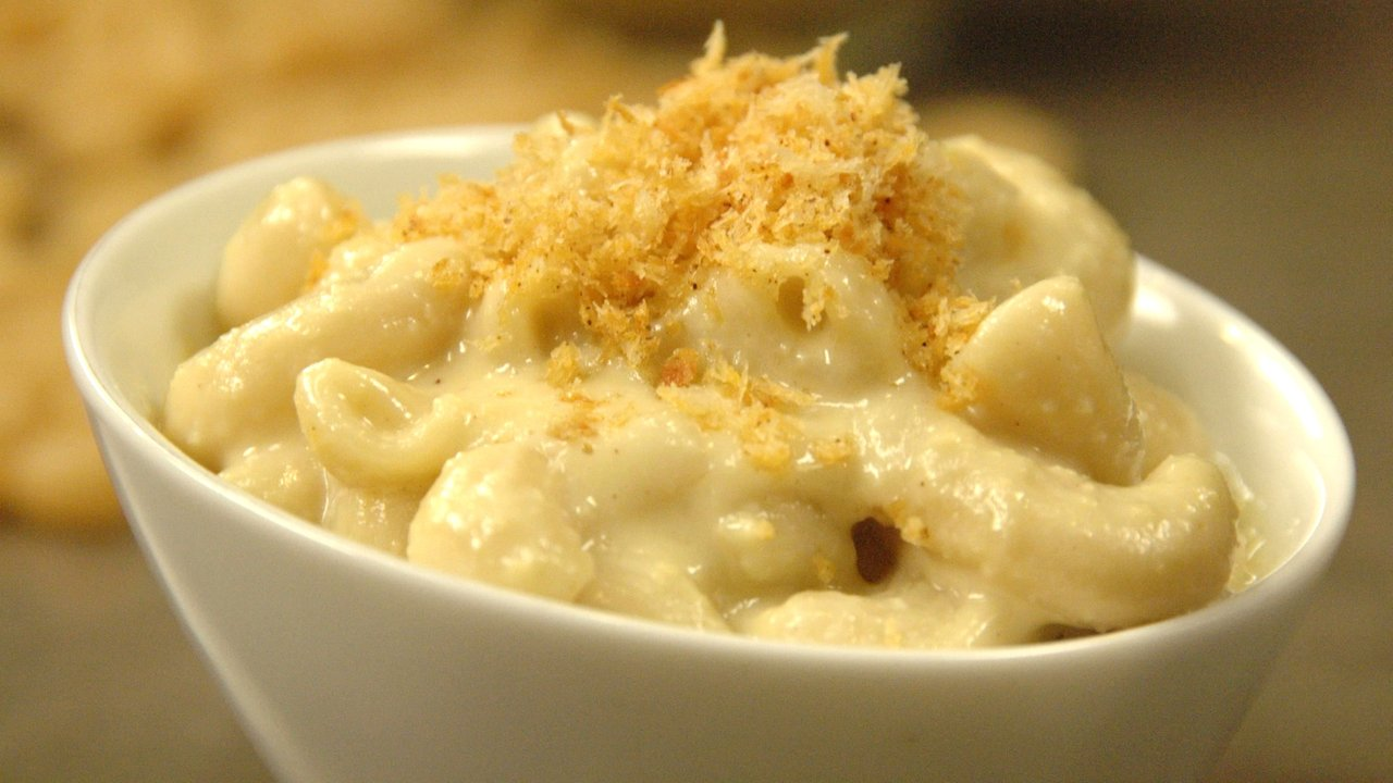 Mac 'n' Cheese | Egg, Dairy & Gluten Free