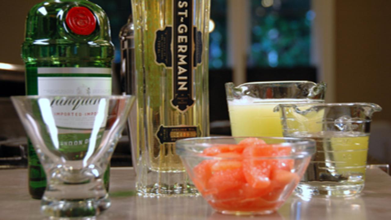 Making the Martini