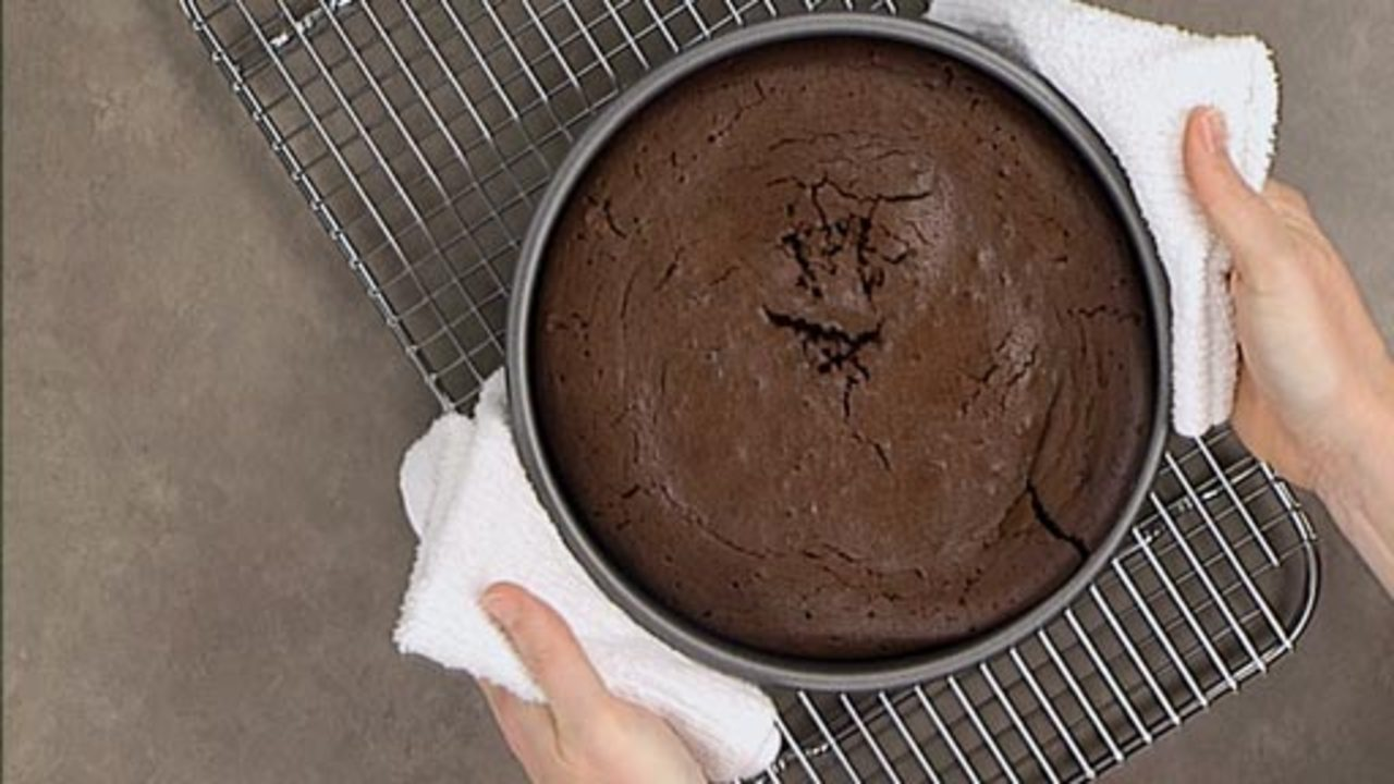Baking the Torte