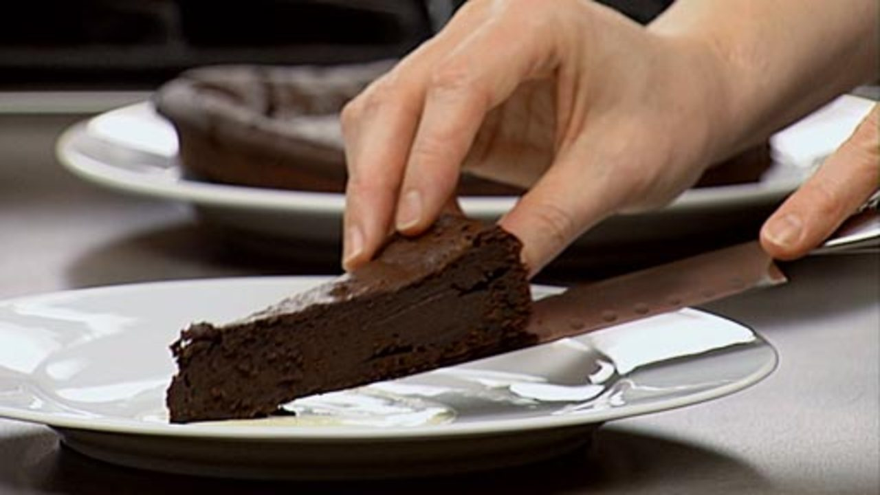Plating the Torte