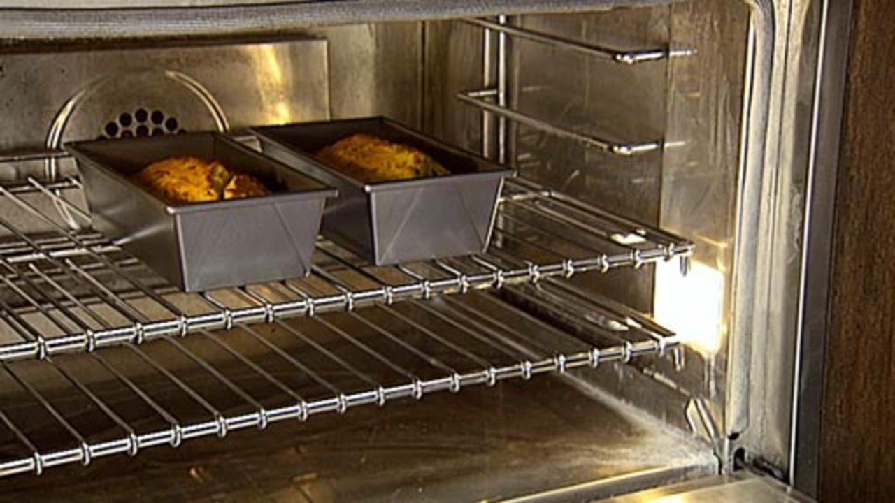 Baking the Cornbread