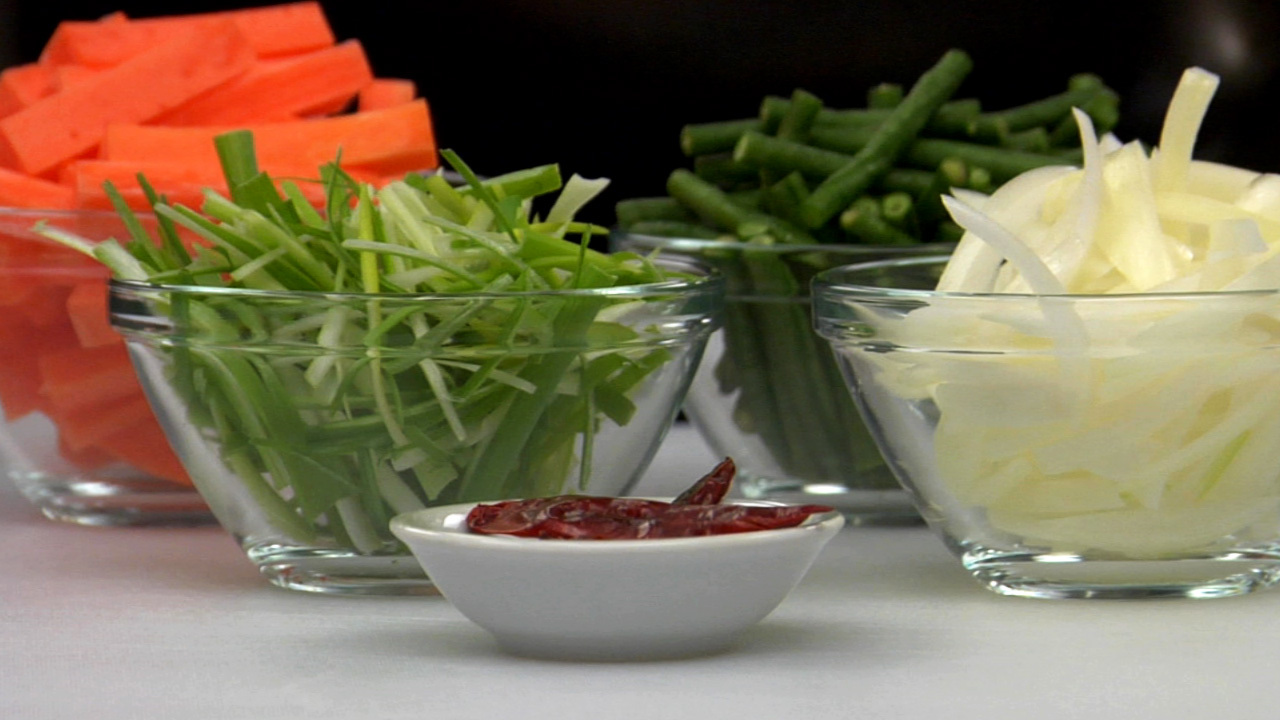 Preparing the Rest of Your Mise en Place