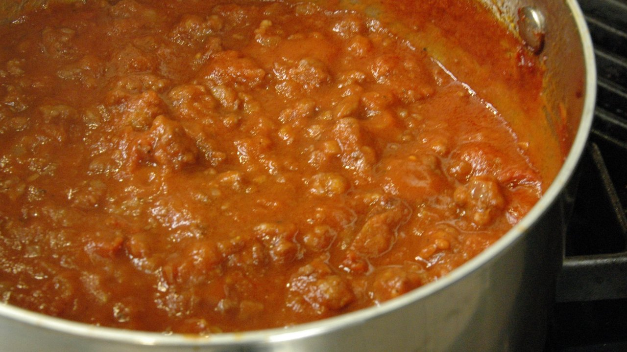 Cooking the Ragu