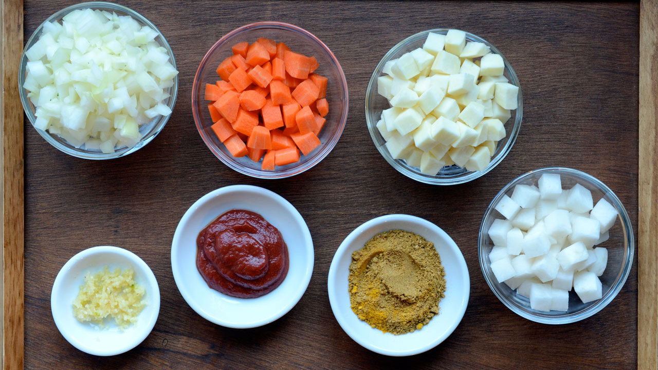 Preparing Your Mise en Place | Part 1