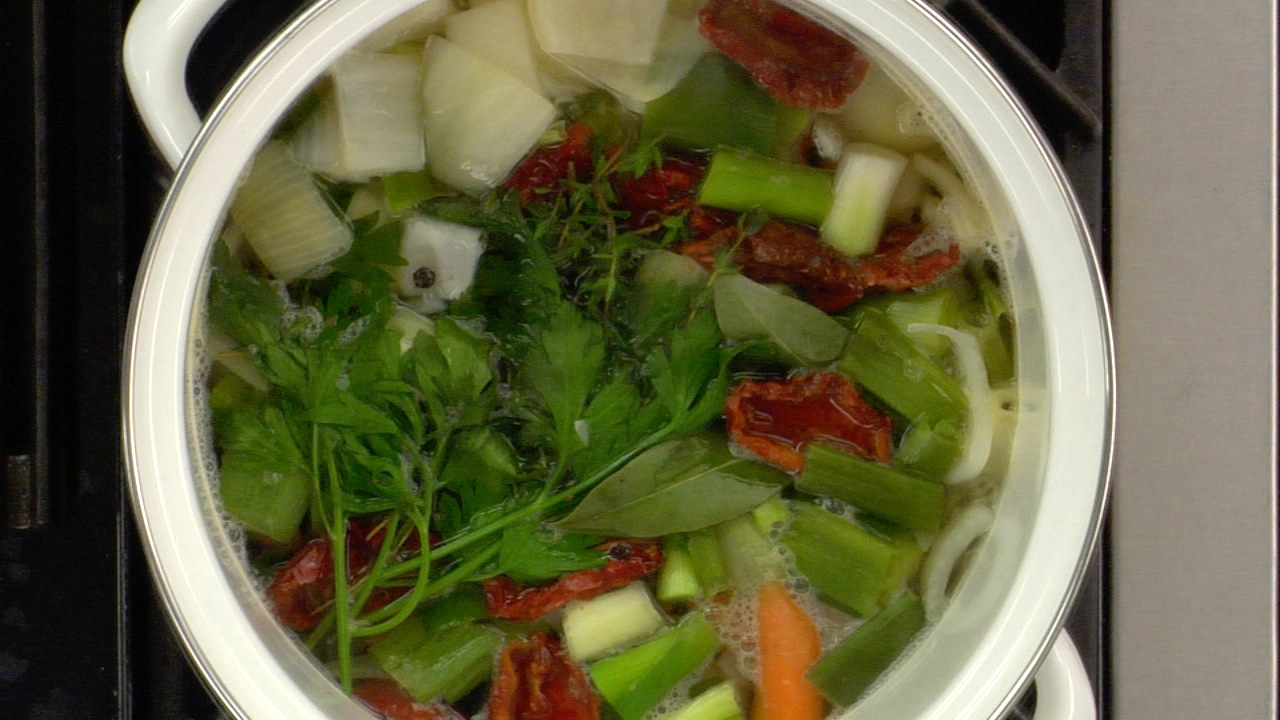 Basic Vegetable Stock