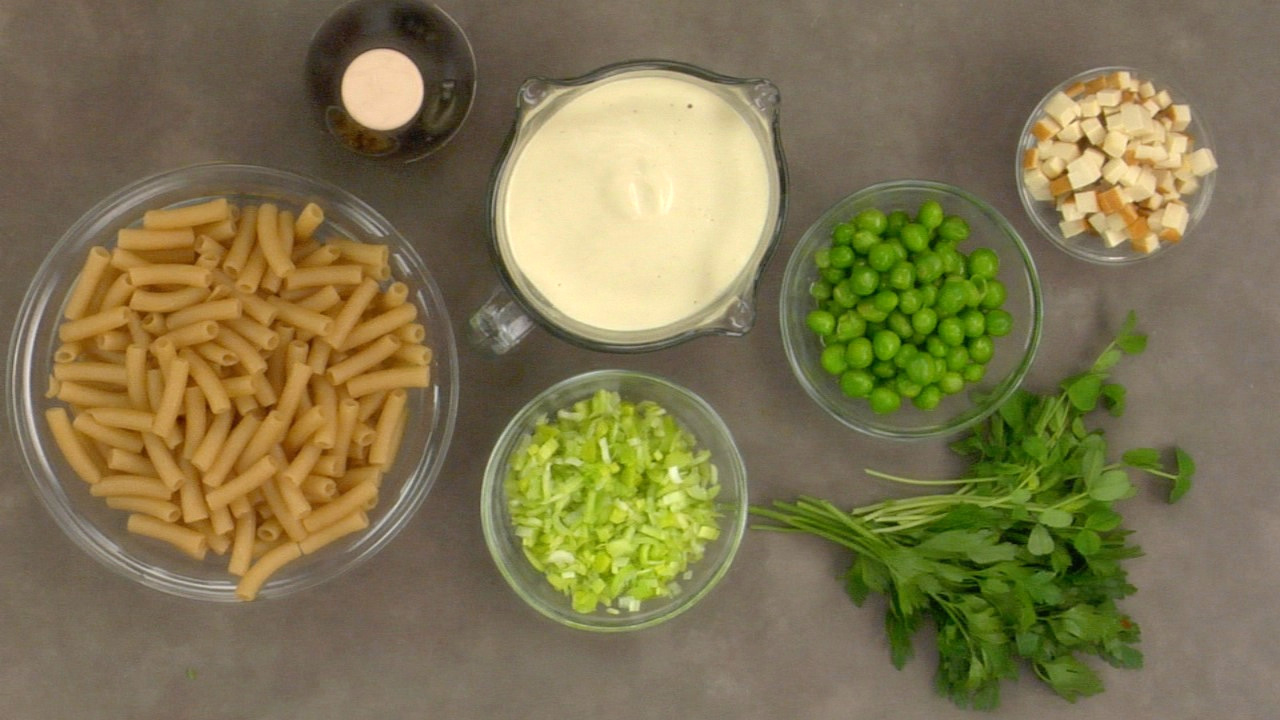 Preparing the Mise en Place