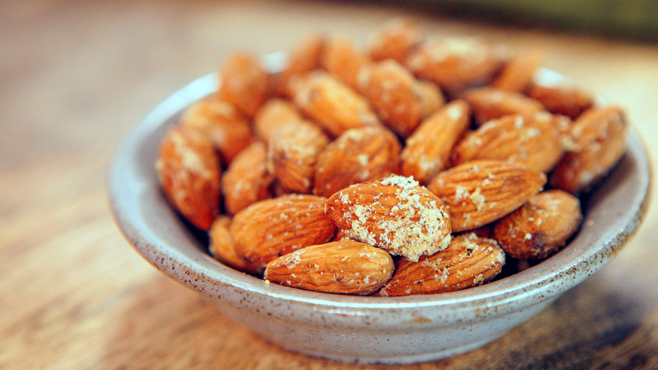 Sea Salt & Onion Almonds