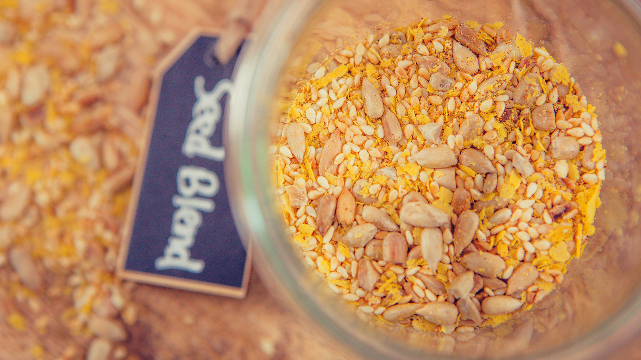 Seed & Spice Blend