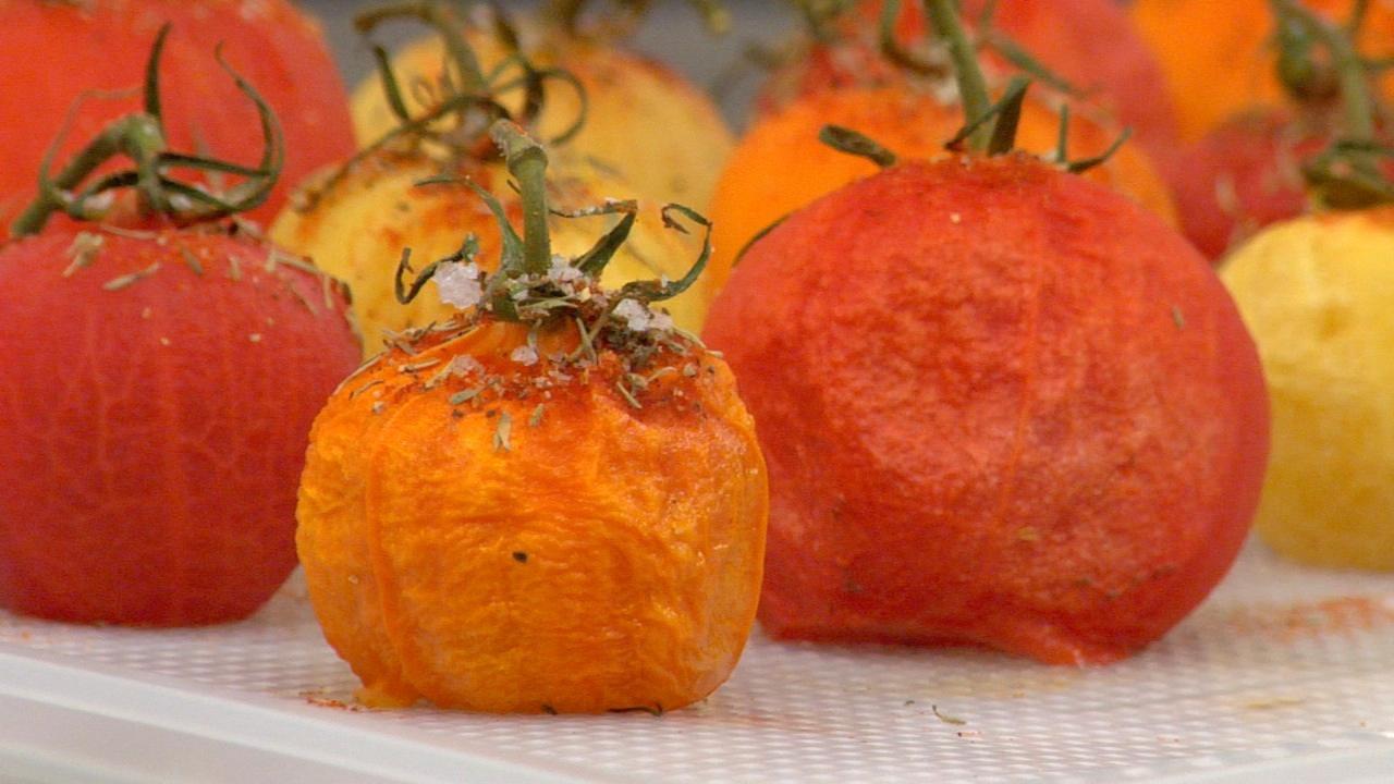 Semi–Dried Tomatoes
