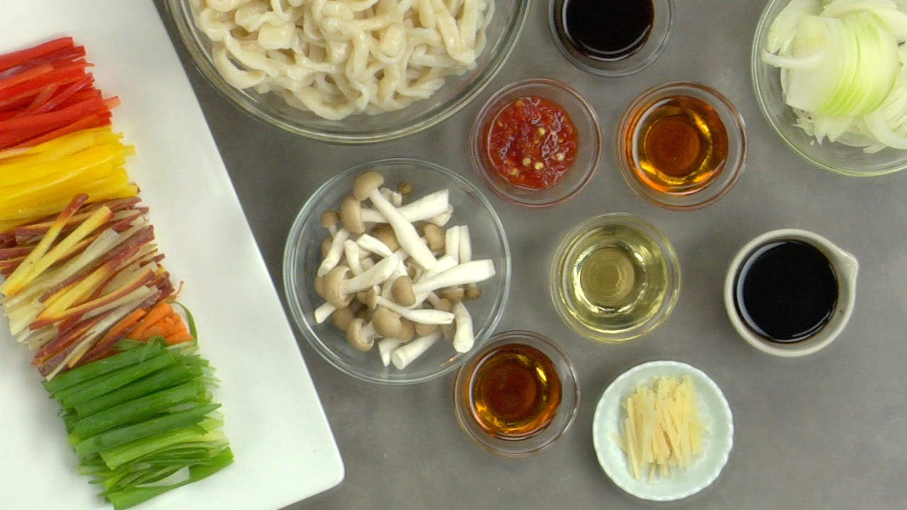 Gathering and Preparing Your Mise en Place