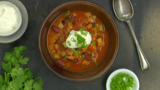 Vegetable chili plating3 twocolumn