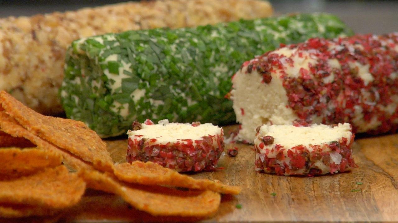Seasoned Macadamia Cheese