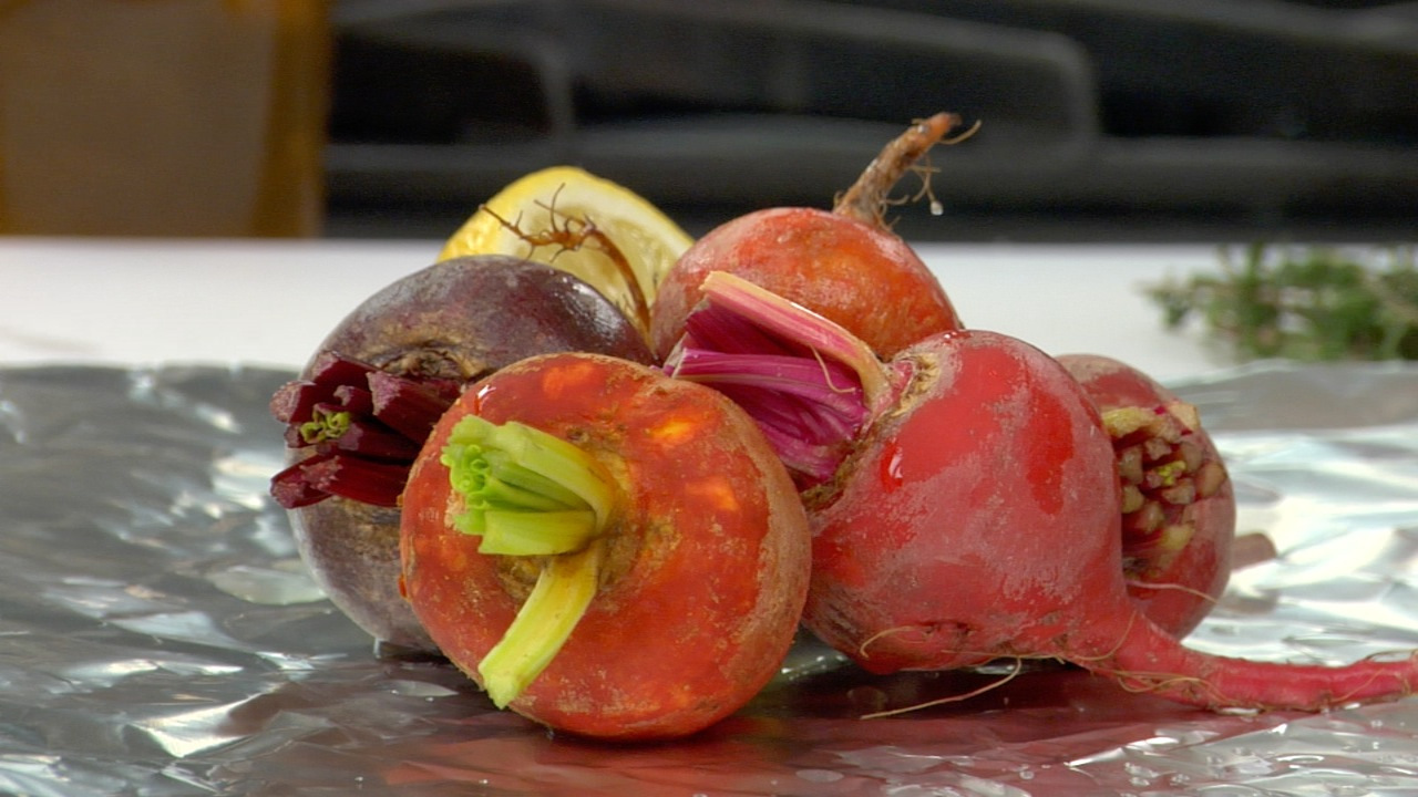 Roasting the Beets