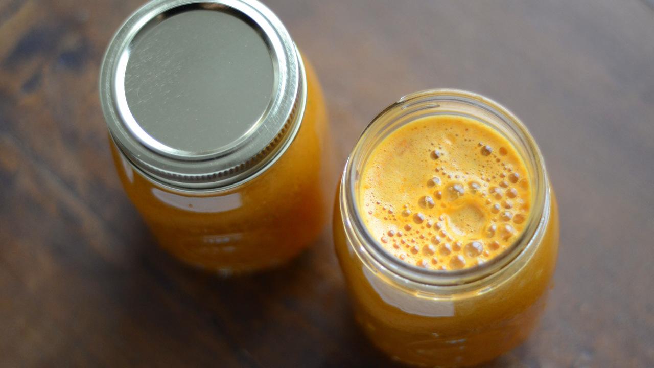 Sweet & Spicy  Vegetable Juice
