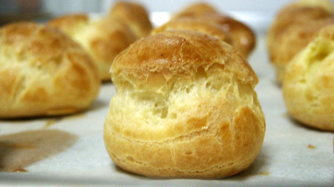 Pâte à Choux | Choux Pastry