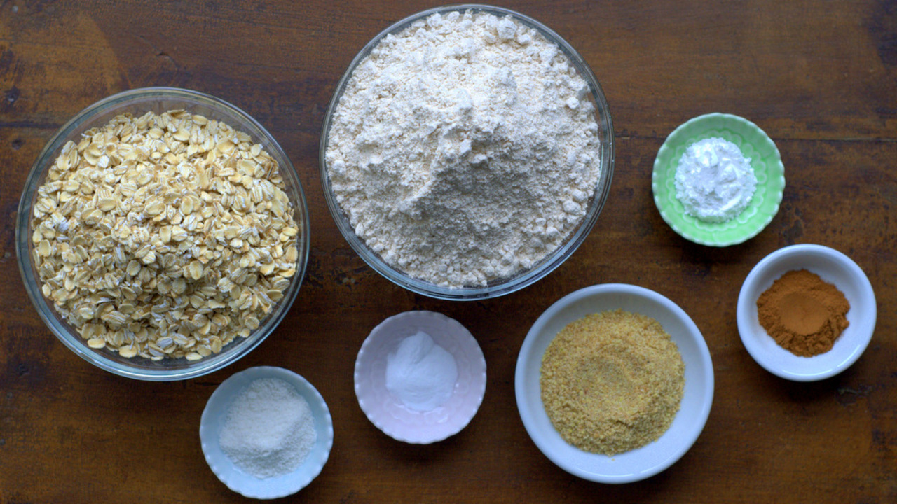 Mixing the Dry Ingredients