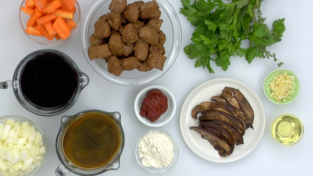 Preparing Your Mise en Place & Starting the Dish