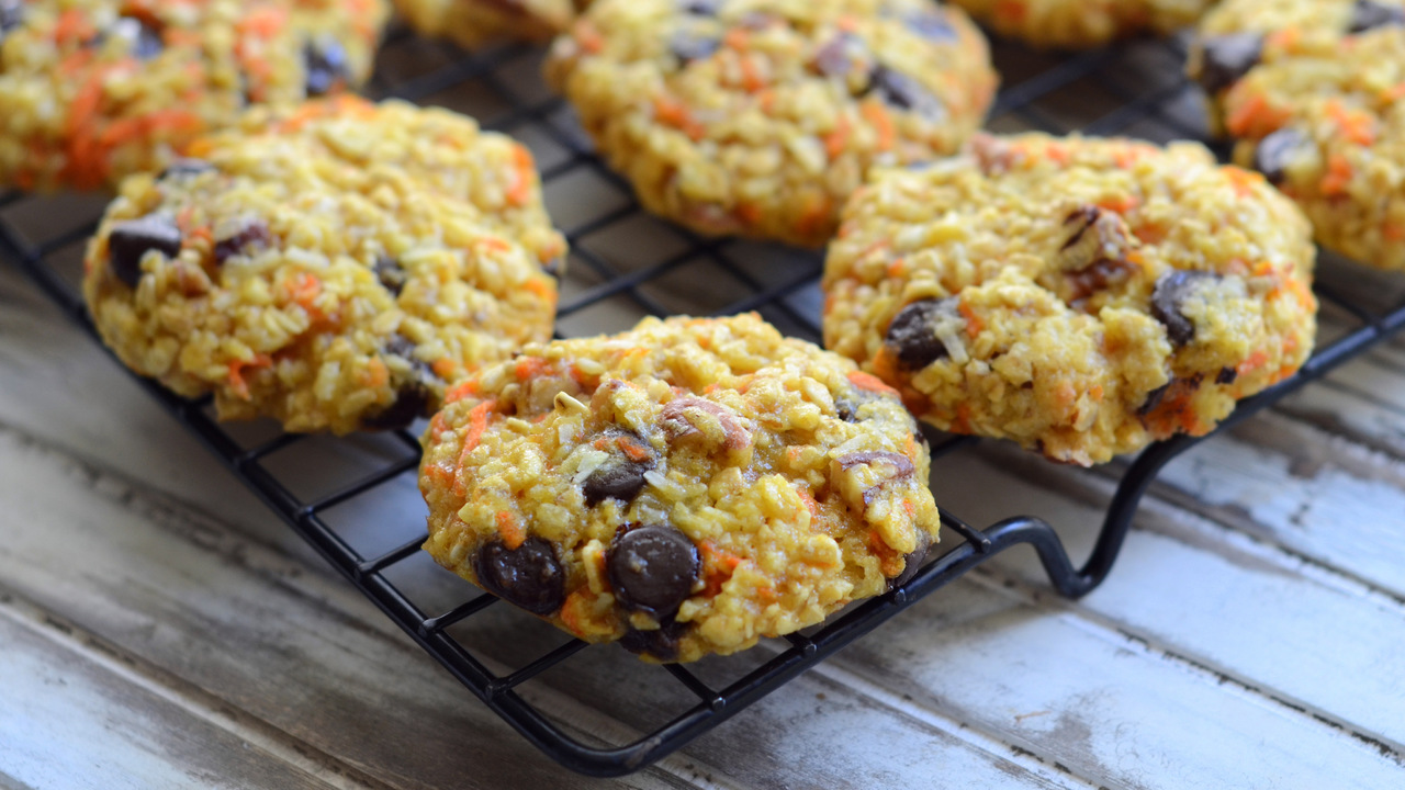 Coconut Surprise Cookies