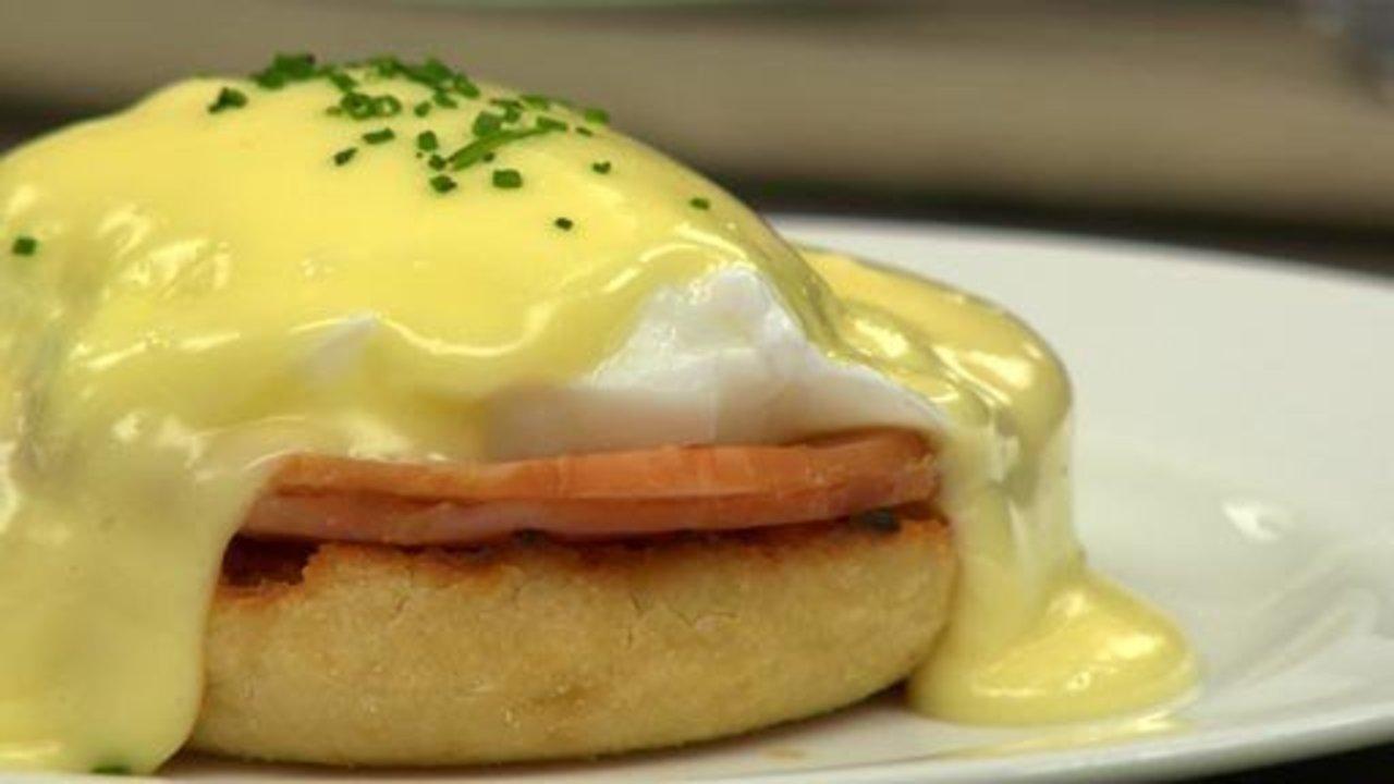 Ham & Eggs Benedict
