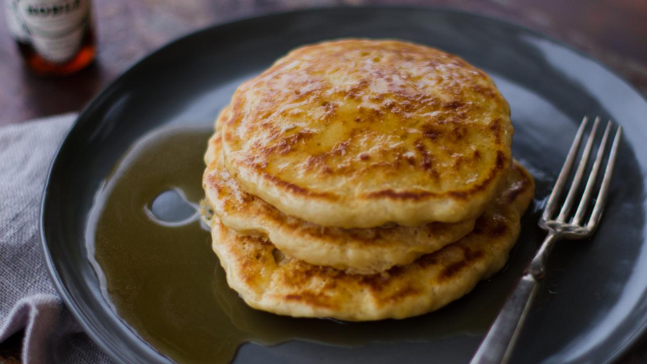 Pancakes | Egg & Dairy Free