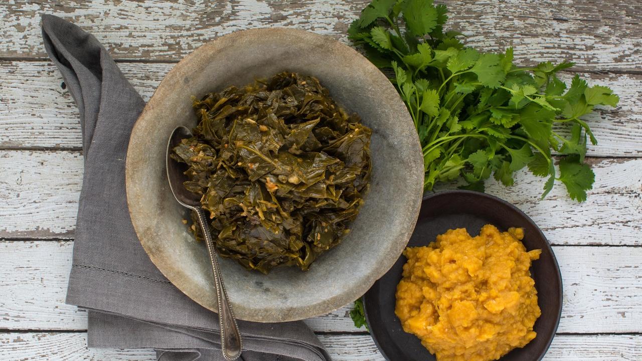 Ethiopian Collard Greens | Ye'abesha Gomen